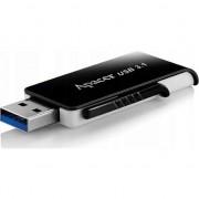 Memorie usb , Apacer , AH350 USB 3.0 , 128GB , negru