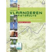 Fietsgids Topogids Vlaanderen fietsroute LF6 | NGI