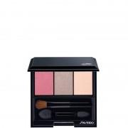 Shiseido Luminizing Satin Eye Color Trio Beach Grass Rd299