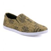 Shoe hub Men's Tan Casual Shoes