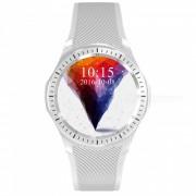 """DOMINO DM368 1.39"""" AMOLED MTK6580 Cuadrangulo 1.3GHz Smart Watch - Blanco"""