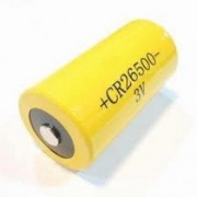 CR26500 lítium elem C 3V 5000mAh