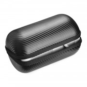 Portable Speaker Storage Bag with Shoulder Strap for BOSE Soundlink Revolve+ - Black