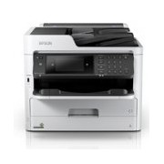 MULTIFUNCIONAL EPSON WORKFORCE PRO WF-C5790, PPM 34 NEGRO / COLOR, INYECCION DE TINTA, USB. WIFI, RED, NCF, ADF, FAX, DUPLEX, CONSUMIBLE BOLSA DE TINTA