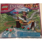 Lego Friends 2016 Adventure Camp Bridge 30398