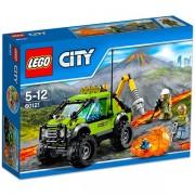 LEGO CITY: Vulkánkutató kamion 60121