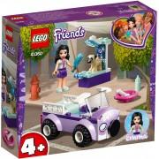 Lego Konstruktions-Spielset »Friends 41360 Emmas mobile Tierarztpraxis«