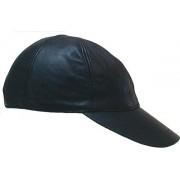 Mister B Leather Baseball Hat 450100