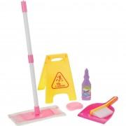 Set curăţenie copii Little help, 6 buc.