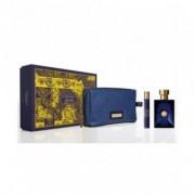 Versace Dylan Blue Kit - Eau de Toilette uomo 100 ml + Eau de Toilette Travel spray 10 m