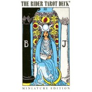 Miniature Rider-Waite Tarot Deck