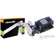 Inno3D nVidia GT 730 LP 1GB GDDR3 grafička kartica (N730-1SDV-D3BX)