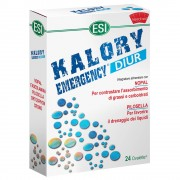 Esi Kalory Emergency Diur grassi e carboidrati (24 ovalette)