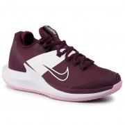 Обувки NIKE - Nikecourt Air Zoom Zero Hc AA8022 603 Bordeaux/Bordeaux/Pink Rise