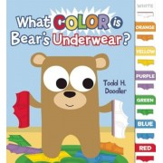 What Color Is Bear's Underwear?, Hardcover