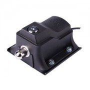 Trava Fechadura Eletromagnética Eletroimã para Portão Eletrônico Basculante Pivotante Ecolock 220V Ipec