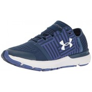 Under Armour Women's UA W Speedform Gemini 3 Blackout Navy, Deep Periwinkle and White Running Shoes - 5 UK/India (38.5 EU)