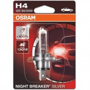 Osram Night Breaker Silver H4 +100% bliszteres