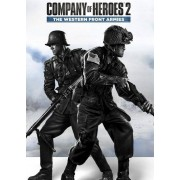 SEGA Company of Heroes 2: The Western Front Armies Pack (DLC) Steam Key GLOBAL