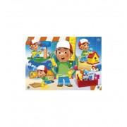Puzzle 104 Handy Manny 2 - Clementoni