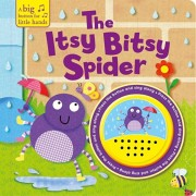 The Itsy Bitsy Spider, Hardcover/Igloobooks