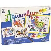 SentoSphere Aquarellum Junior - Circus - Arts and Crafts Watercolor Paint Set