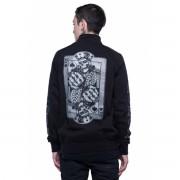 pulóver (kapucni nélkül) férfi - Black - IRON FIST - IFMSWT032