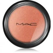 MAC Sheertone Shimmer Blush руж цвят Peachtwist 6 гр.