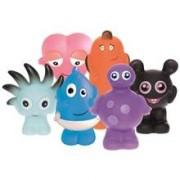 Teddykompaniet Babblarna Plastfigurer GS-mix 6-pack