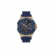 Reloj Guess GENESIS W1254G3 - Caballero Azul/oro rosa