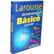 Diccionario Larousse Basico Escolar Con Las Definiciones Mas Completas Claras Y Precisas 970-22-1421-1 Pasta Azul