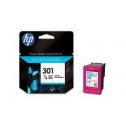 HP Cartucho CH562EE tinta original tricolor (HP 301 tricolor)