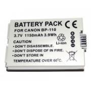 SysPower BP-110 akkumulátor
