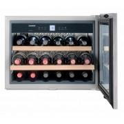 Liebherr WKEes 553 Cantina per Vini da Incasso climatizzata 18 Bottiglie Classe energetica A 44,1 cm Silver