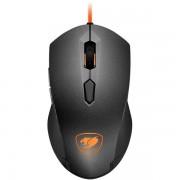 Mouse, COUGAR MINOS X2, Gaming, OMRON switches, USB, Black/Orange (CG3MMX2WOB0001)