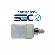Foco Led Luminaria Pública Poste 100 W Sec - HB Led