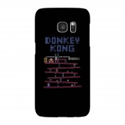 Nintendo Retro Donkey Kong Telefoonhoesje - Samsung S7 - Snap case - mat