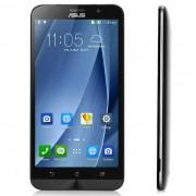 """ASUS ZenFone 2 ZE551ML Intel Z3580 Android 5.0 Quad Core 4G Telefono w / 5.5 """"FHD? 4GB + 64GB - Plateado"""