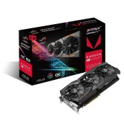 VGA ASUS Radeon RX VEGA 56 O8G 3xDP/1xHDMI - ROG-STRIX-RXVEGA56-O8G-GAMING