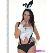 Sexy Costume da coniglietta Carol