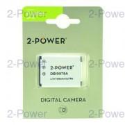 2-Power Digitalkamera Batteri Fujifilm 3.7v 1640mAh (NP-85)