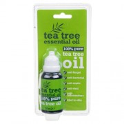 Xpel Tea Tree 100% Pure Tea Tree Oil 30Ml For All Skin Types Per Donna(Cosmetic)