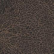 Barna bőrmintás öntapadós tapéta