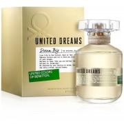 Perfume Mujer U.Dreams Big Edt 80 Ml Spray (Nuevo) Benetton