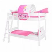 Dečiji krevet na sprat Erik Beli Princess