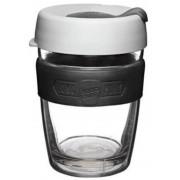 KeepCup dupla falú üveg pohár kávés/teás termosz ROSETTA 360 ml