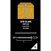 Gunnebo Fastening Spik Blank Räfflad 100-3,4 250-Pack
