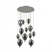 Lampa suspendata baloane - Clown S12 Crom