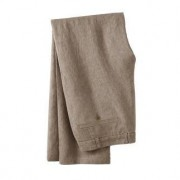 HOAL Ormezzano linnen broek, 54 - zandkleur