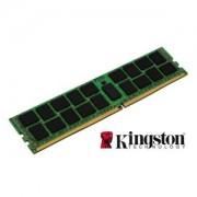 Memorie Kingston ValueRAM 16GB (1x16GB) DDR4, 2133MHz, PC4-17000, CL15, ECC Registered, KVR21R15D4/16